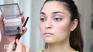 Дневной макияж. Пошаговое обучение. Наталья Шик(Бесплатное обучение визажу здесь: http://goo.gl/NMcAXl В этом видео вы узнаете как пошагово сделать дневной макияж...., 2014-05-27T04:56:21.000Z)