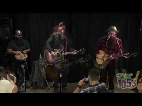 David Crowder Live at SPIRIT 105.3
