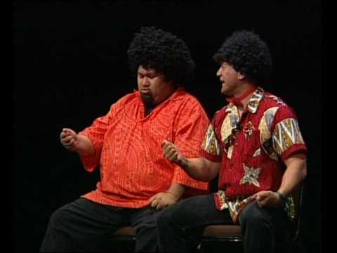 Laughing Samoans - Paul and Victor (2/2)