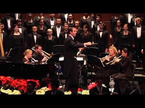 "USC Choral Artists: ""Sing A Christmas Carol"" arr. Gary Fry"