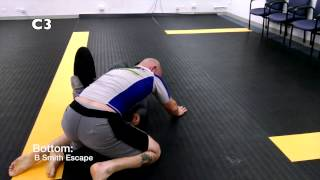 HQ Warm Ups C- PRESSURE PASSES - 10th Planet Jiu Jitsu