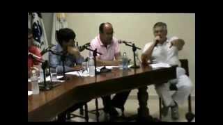 Dr Wanderley Dantas fala a Câmara de Uraí