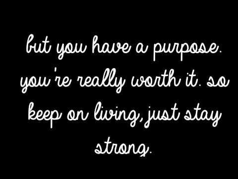 Keep On Fighting (Original Song)