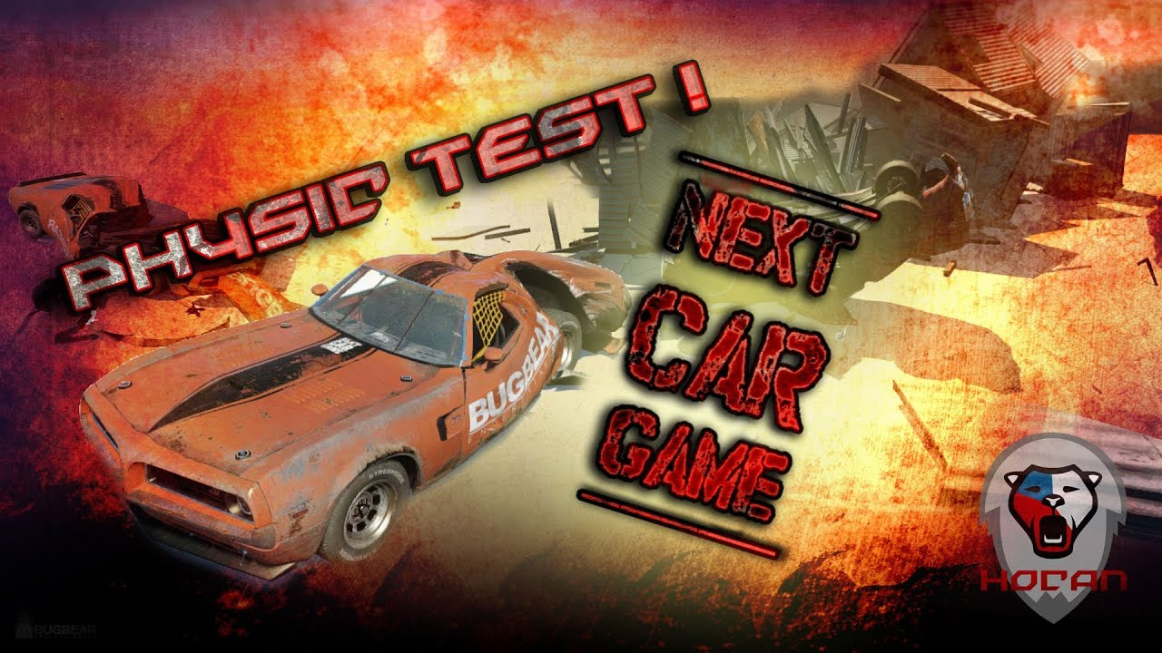 Next Car Game Free Technology Demo Review Youtube