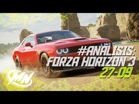 Impresiones: Forza Horizon 3 (XONE