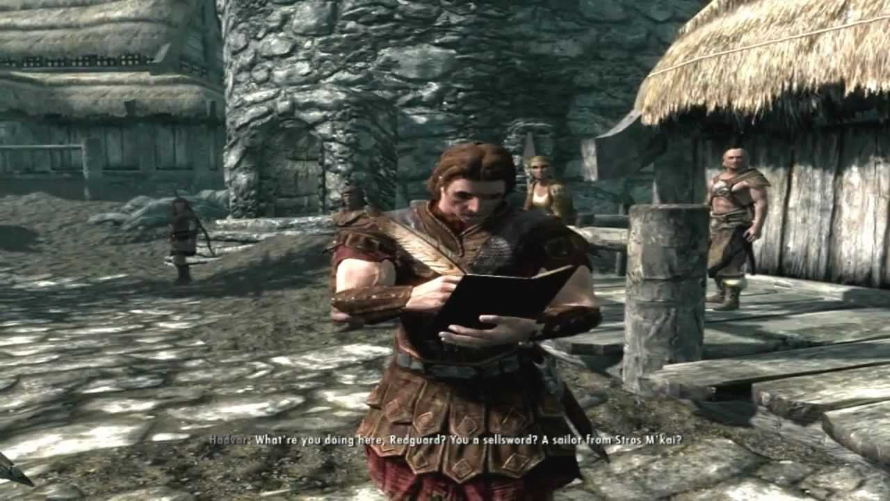 Let's Play Skyrim! ep.1 - Sexy REDGUARD Character Creation ... Play Elder Scrolls Redguard Online