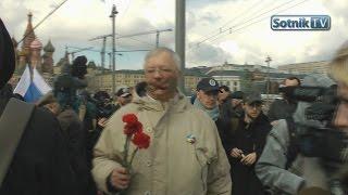 Acțiune civică la Moscova înăbușită violent