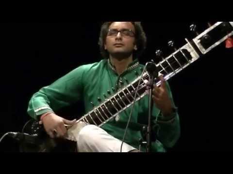 Asad Khan Sitar  - Rageshri Live in Berlin