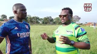 Touch Rugby in Uganda : Kratos sports interview