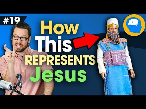 The Mystery of The High Priest's Garments: How to find Jesus in the OT pt 19