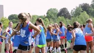 Follow the Typical Daily Schedule of a Field Hockey Camper