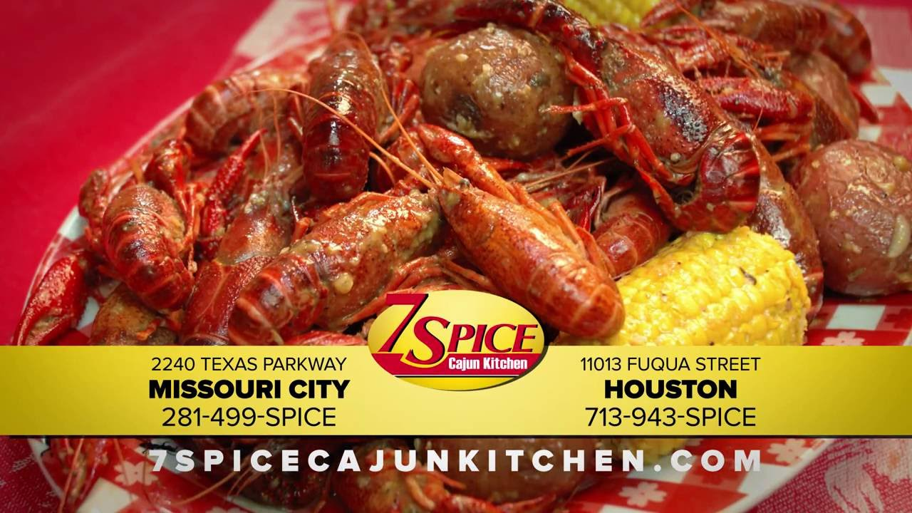 7Spice Cajun Kitchen - Houston/ Missouri City, Texas - YouTube
