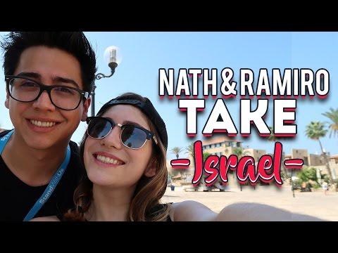 NATH Y RAMIRO TAKE ISRAEL PT. 3 - #VINEVSTWITTER
