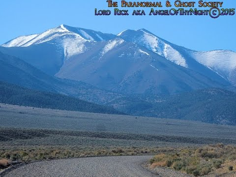 Kingston Nevada  - Part 1 Conquering The Toiyabe Mountains