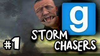 NATURAL DISASTER - Gmod Storm Chasers w/Nova, Immortal & Kevin Ep.1