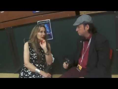 Interview with Virginia Hey (Mad Max 2, Farscape) @ GeekedFest 2015
