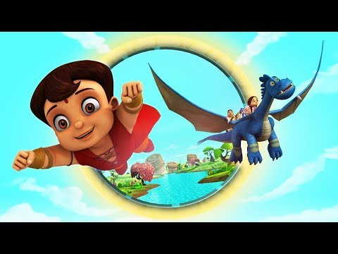 Team Super Bheem and Sky Dragon's Fun Adventures