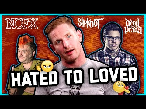 How SLIPKNOT, NOFX And TDWP Went From HATED To LOVED
