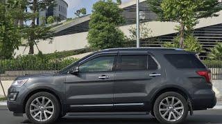 Ford Explorer 2017 hoá đơn 700 triệu phục vụ các bác @Bách Ô Tô 0988282646