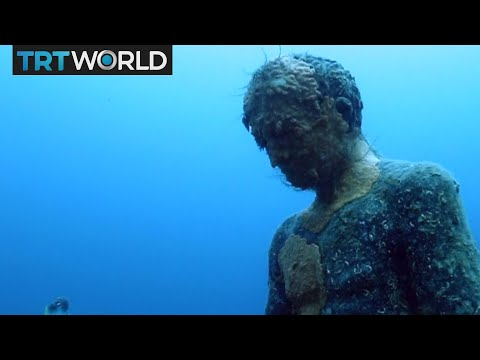 Ancient Greek statue found in Croatia