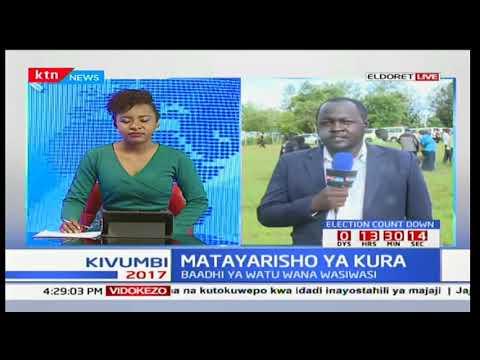 Kivumbi2017: Matayarisho ya