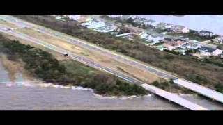 Overflight assessment of Long Island post-Sandy