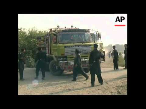 Suicide attack at army training camp kills at least 42 soldiers