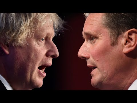 In full: Boris Johnson faces Keir Starmer at PMQs