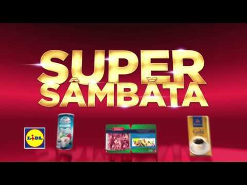 Super Sambata la Lidl • 18 Februarie 2017