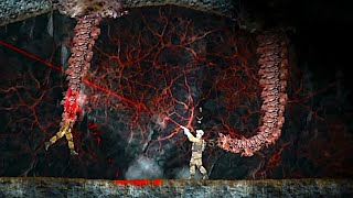 Hidden Deep - Spelunking Sci-Fi Horror Action Game with Physics-Based Gameplay & Brutal Deaths!