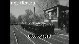 1958г. 237-я гвардейская истребительная авиационная дивизия (689 иап, 892 иап, 789 иап)