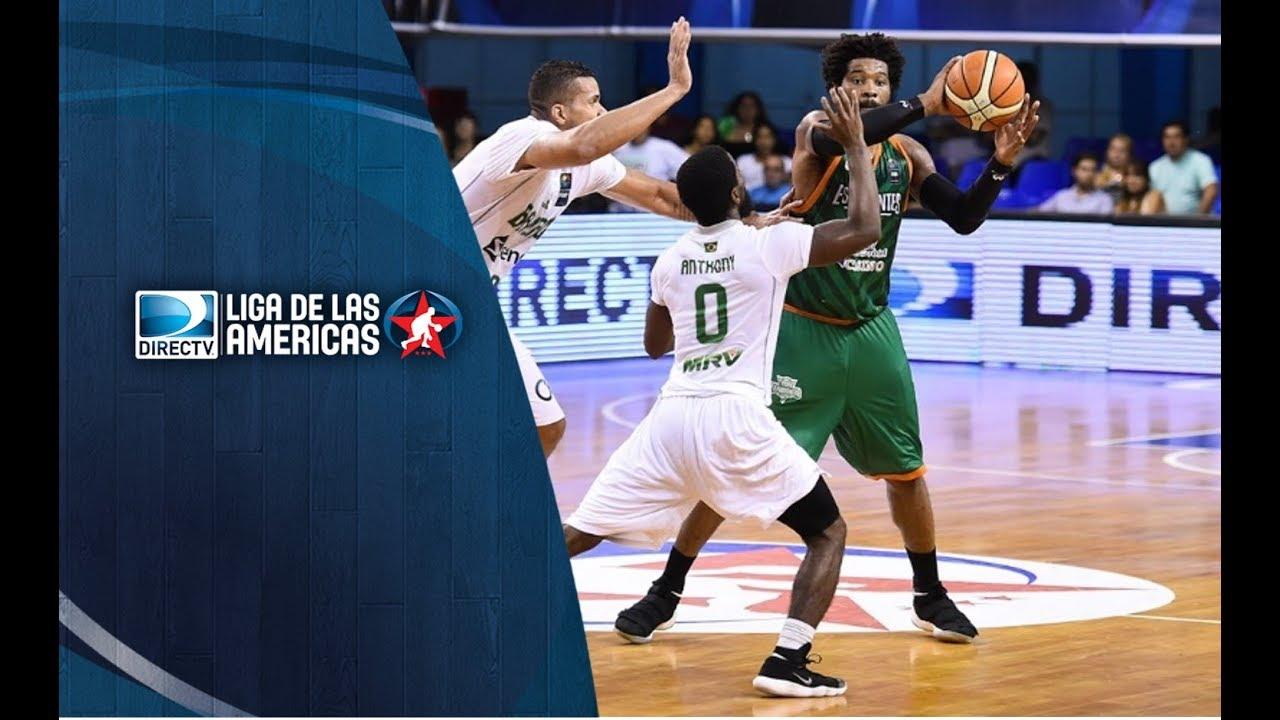 Bauru vs. Estudiantes Concordia - Semifinal #2