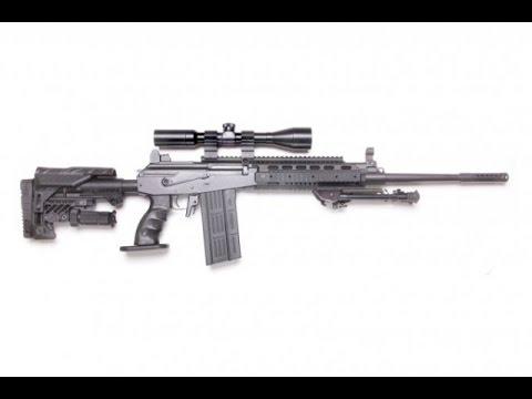 Снайперская винтовка Galatz (Лицензионный выпуск в Украине как ФОРТ 301).