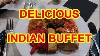 Yummy All you can eat indian buffet (咖喱飘香 -美味印度餐)