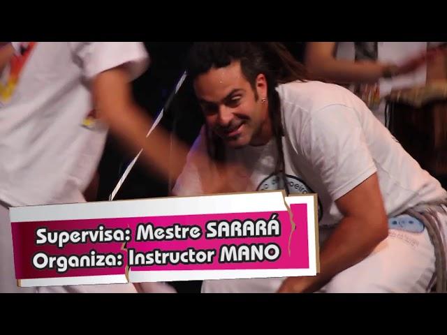 2013 IV Encontro Internacional, Graduaçao e Troca de Cordas   Grupo Candeias Instructor Mano