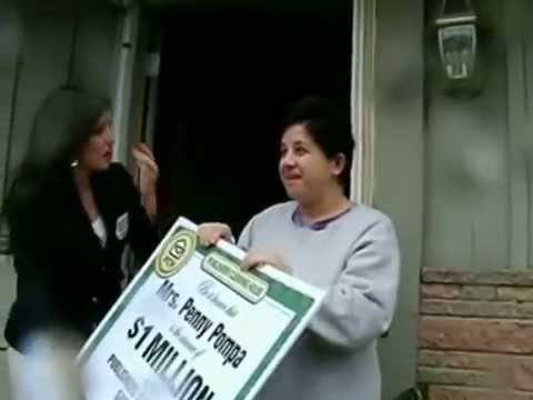 April 30th 2014 $1 Million PCH SuperPrize Winner Penny Pompa