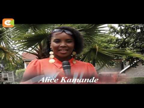 #Kenyaprays sting Alice Kamande