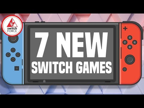7 SURPRISING NEW Switch Games JUST ANNOUNCED! (2019 Nintendo Switch Games)