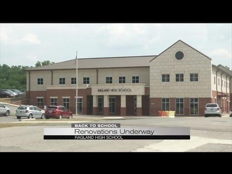 Ragland High School unveiling new science lab this school year