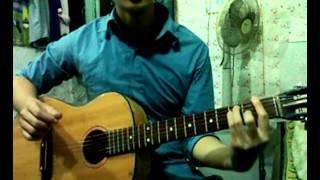 Hướng dẫn một thời đã xa - Phương Thanh (guitar)