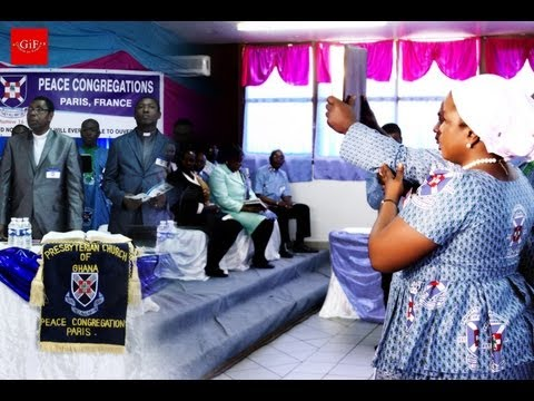 Presbyterian Church of Ghana, Paris Inaugurated