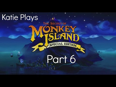 The Secret of Monkey Island (Part 6) Magical transporting Soup?