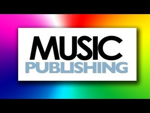 How to Publish Your Music