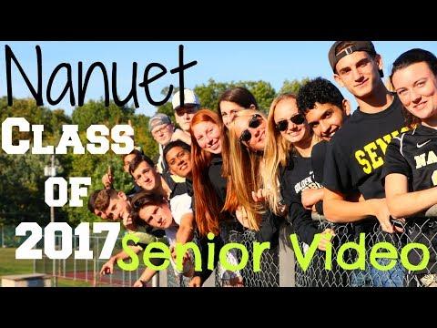 Nanuet High School Class of 2017 Senior Video