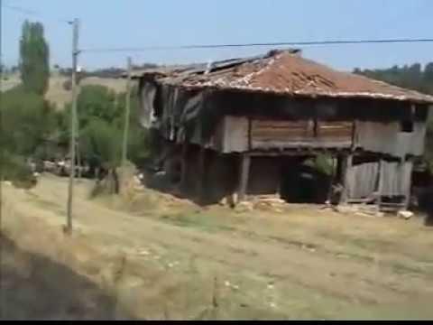 Emiroğlu Köyü Hocalı Mahallesi Ahşap Tarihi Evler