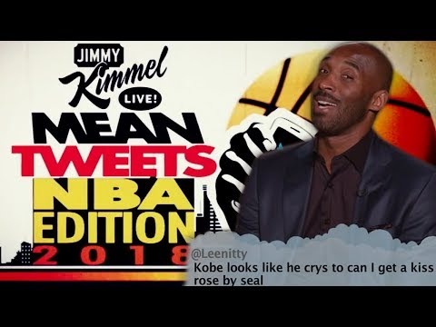 Mean Tweets - NBA Edition 2k18: Kobe Bryant, Draymond Green And More Read HILARIOUS ROASTS!