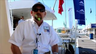 Larry Polster, VP Kadey-Krogen Yachts USA