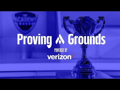 EG P vs 100 Thieves A - LCS Proving Grounds 2021 - Game 3