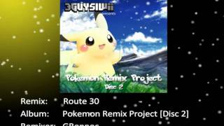 Pokemon Remix Project: Track 2.07 Route 30