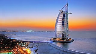 4K HDR Video  - Beautiful Colors Of Dubai